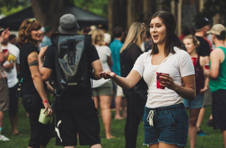 Sørg for at have det rette telt med til festival