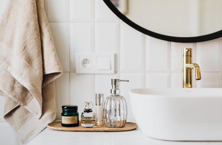 Det perfekte badeværelse findes i detaljerne