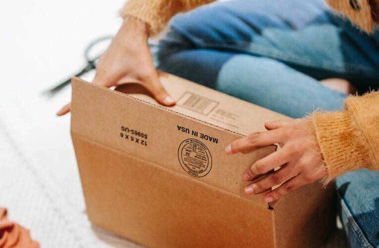 Vigtige tips til når du sender pakker